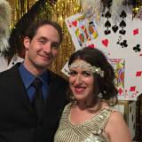PHOTOS: Leonia School Organizes Speakeasy Casino Night Fundraiser
