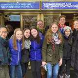 Bronxville High School Student-Playwrights Meet with Broadway Actors