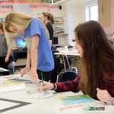 Bronxville High School Art, Music, Latin Students Collaborate on Project