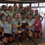 Volleyball Girls At Pelham HS Are Tourney Champs