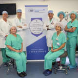 Rockland Hospital's Vascular Surgery Program Tops Nation