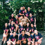 Pelham Volleyball Attends Penn State Volleyball Camp