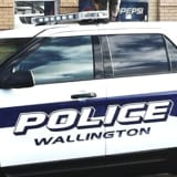 Wallington Crash Outside MVC Sends Driver To Hospital