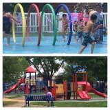 Lyndhurst Spray Park Opens For Summer