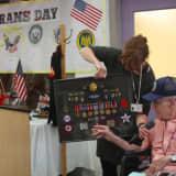 Veteran Shares Stories Of World War II At New Canaan's Waveny