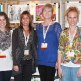 Westwood Art Teachers Present Ideas At Educators' Conference