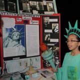 Washington Irving Intermediate School Holds Memoir Night