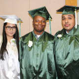 Class of 2016 Graduates At Woodlands High School