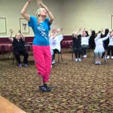 Enjoy The Season In Suffern With Zumba, Christmas Songs, Muffins, Mimosas