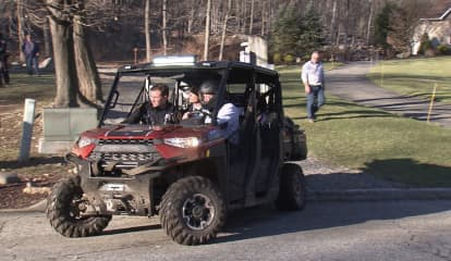 Body Found Near Harriman State Park By Father, Kids Riding ATV