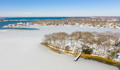 Waterfront Long Island Home Where Noted Author Wrote Last Novel Lists At $18M, Report Says