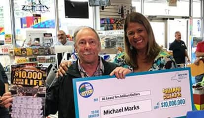ID Revealed For $10 Million Westchester Lottery Winner