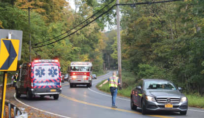 Two Hospitalized After Head-On Mahopac Crash