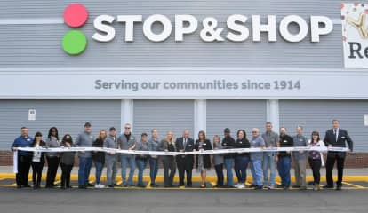 Stop & Shop Celebrates Grand Reopening Of Dutchess Store
