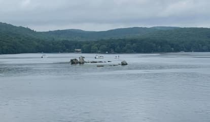 Photos: Search Ends For Man Who Disappeared Underwater At Lake In Area