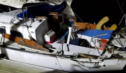 Intoxicated Boater Crashes Into Sailboat In Westchester, Police Say