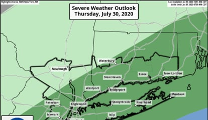 New Round Of Scattered Storms Will Lead To Big Change In Weather Pattern