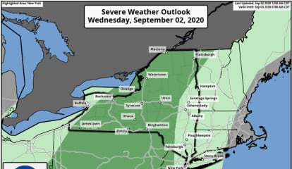Storm System Will Sweep Through Region, Leading To Change In Weather Pattern