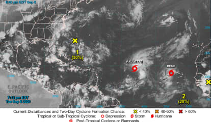 Multiple Tropical Storms Now Linger In Atlantic