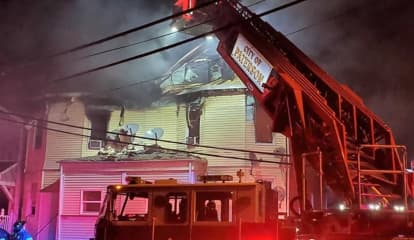 Overnight Fire Destroys Three Paterson Homes
