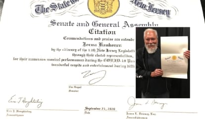 NJ Honors Jorma Kaukonen For Entertaining 'During Difficult Times'