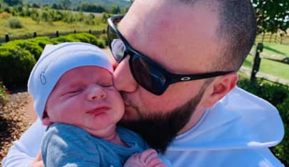 Support Surges For Infant Son, GF After Death Of Easton HS Grad, Football Coach Josh Albani, 32