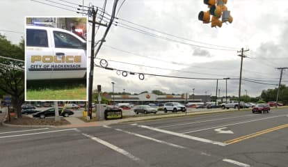 Hackensack Pedestrian Struck, Gets Ticket