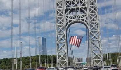 Construction Shuts Lane On George Washington Bridge