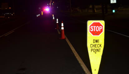 Mamaroneck Man Charged With Aggravated DWI At Westchester Checkpoint