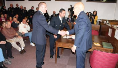 Harrison Names Fourth Police Chief In Four Years