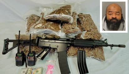 DA: Cocaine, Assault Rifle Found In Bedroom Of Chester Man Convicted Of Strangulation