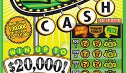 Two Lucky CT Winners Will Cash In On Lottery Tickets For $20K, $10K
