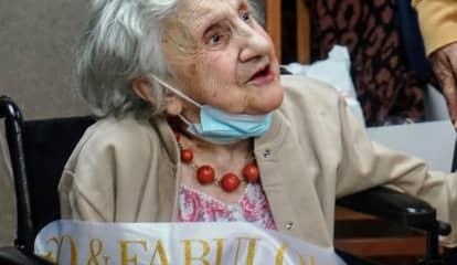 Hackensack Centenarian Survives COVID, Calendar