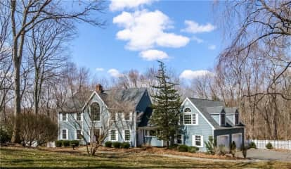 50 Kingdom Ridge Road, Wilton, CT 06897