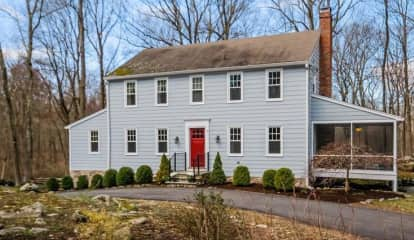 49 Chicken Street, Wilton, CT 06897