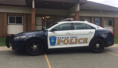 Byram Driver Who Lost Control Hits Man Snow-Blowing Driveway, Police Say