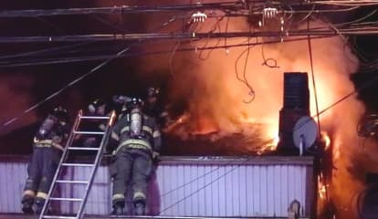HEROES: Police, Firefighters Rescue Trapped Residents, One Handicapped, In Paterson Blaze