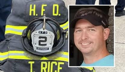 Heartbreaking Battle Ends For Beloved Bergen Firefighter