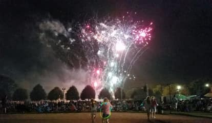 TONIGHT: Don't Miss Allendale Fireworks
