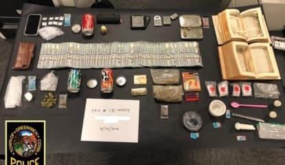 Investigation Lands Suspected Greenwich Dealer Behind Bars
