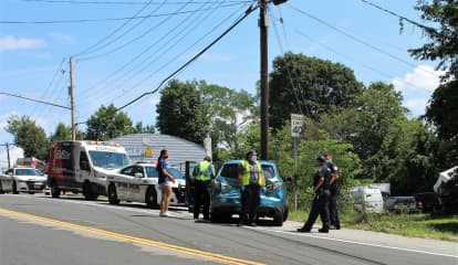 Injuries Reported In Two-Vehicle Route 6 Crash