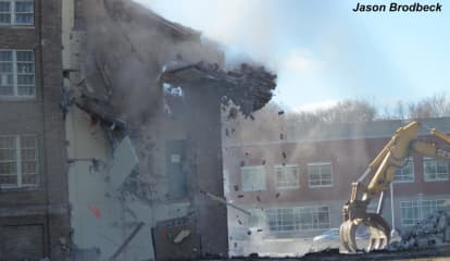 Photos: Dutchess County Sheriff's Office Demolition