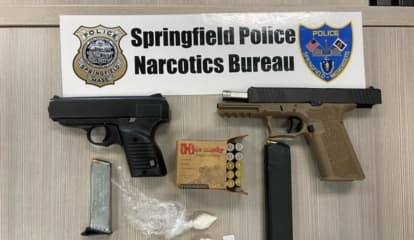 Springfield Man Apprehended With 'Ghost Gun,' Drugs, Police Say