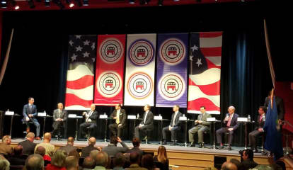 Two Rounds Of Gubernatorial Debates At Sacred Heart University