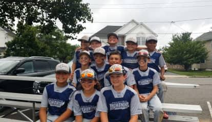 Poughkeepsie Youth Baseball Team Advances To Mid-AtlanticTournament