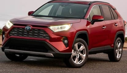 Toyota Recalls 14K Vehicles Due To Faulty Backup Cameras
