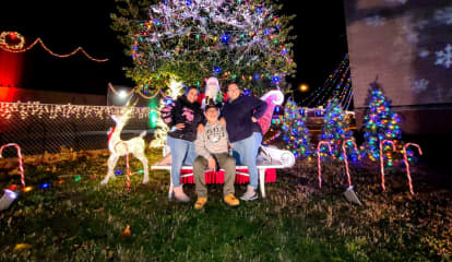 See 'Joy Of Lights' Throughout December Thanks To Camden's Charter School Network