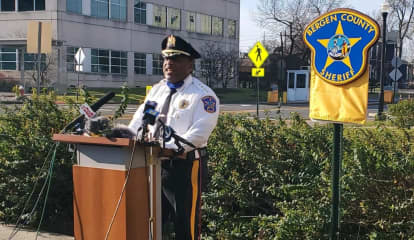 Bergen Sheriff: Eight Of 9 ICE Protestors Arrested Are From NY, Officers Pepper-Sprayed, Bit
