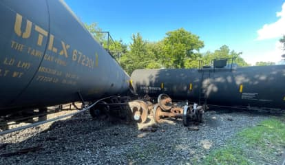 Train Derailed, 30 Cars Overturned In York County