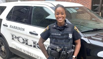 Shock, Sadness Spread: Young Harrison Police Officer Dies